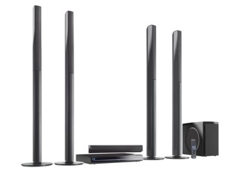 Blu-Ray Theater System Panasonic Sc-Bt735Ph-K