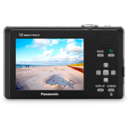 Câmera Digital Panasonic DMC-FP1LB-K
