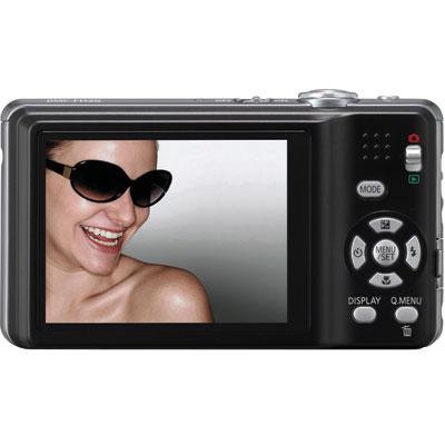 Câmera Digital Lumix Panasonic Dmc-Fh20Lb-K