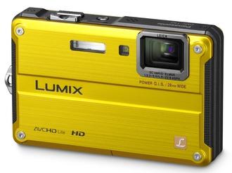 Câmera Digital Panasonic Lumix Dmc-Ts2Puy