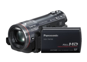 Filmadora Digital Panasonic Hdc-Tm700Puk