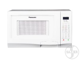 Forno Microondas 22L Panasonic Piccolo Porta Branca Light Nn-St369Wru