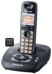 Telefone sem Fio Panasonic Kx-Tg4021Lbt Teclado Iluminado Secretária Viva Voz Id Dect 6.0