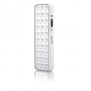 Luminaria de Emergencia 30 LEDs Elgin Botao de Teste Bivolt Bateria Litio (DUPLICADO)