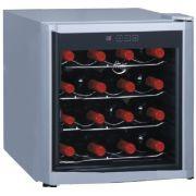 Adega Climatizada de Vinho Home Life HLW 1600 para 16 Garrafas 110V