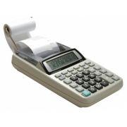 Calculadora de Impressão Procalc Lp19 Impressora 12 Díg 1 Cor e 4 Pilhas AA
