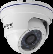 Câmera Intelbras VMD 315 IR PRETO Ir Day Night Infra Dome 15 MT