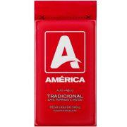 Café América Tradicional Torrado e Moído 500 Gramas