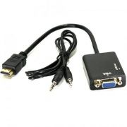 Cabo YASIN Conversor HDMI para VGA e P2 Fab.M11469B