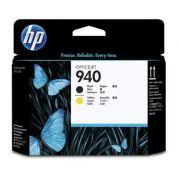 CARTUCHO HP 940 PRETO/AMARELO C4900A