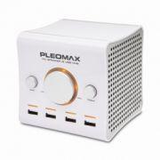 Caixa de som Pleomax - PSP-5100-W