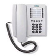 Telefone Siemens Euroset 3010 Darkblue Bloqueador Chamadas Teca Hot Mute Música de Espera