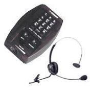 Headset Earset base c/ Teclado KX10 + HX01- COMBO