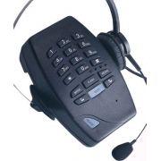 Headset Earset Base com Teclado Kx77 e Hx19 Combo