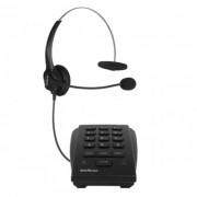 Headset Intelbras com Teclado Hsb 20
