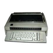 Máquina de Escrever Eletrônica IBM 6746 Bivolt com Corretivo Revisada