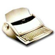 Máquina de Escrever Eletrônica Olivetti Linea 101 Bivolt (Semi Nova)