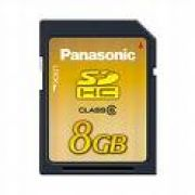 Cartão de Memória Panasonic RP-SDP-08GU1K