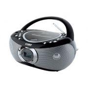 Rádio Am/Fm Cd Player Coby Mpcd 455 Br