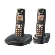 Telefone sem Fio Panasonic Dect 6.0 Digital Kx-Tg6412Lbt
