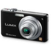 Camera Digital Panasonic LUMIX DMC FS12LB K/P