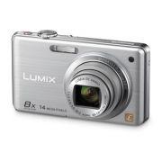 Câmera Digital Panasonic Lumix Dmc-Fh20Lb-S