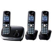 Telefone sem Fio Dect 6.0 Kx-Tg6513LbbPanasonic
