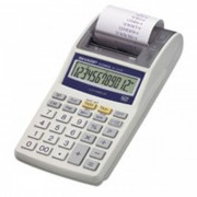 Calculadora Portátil Sharp EL1611P_BIV - Visor, Impressora, Calendário e Relógio
