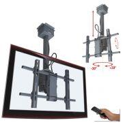Suporte AUTOMATIZADO de Teto com Inclinação para TVs LCD / PLASMA / LED de 32´´ a 52´´ - SKY MOTION