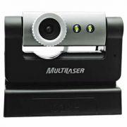 Webcam Multilaser Visão Noturna Wc35201 Cod. 58418