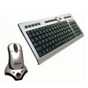 Teclado e  Mouse sem fio Multilaser Combo MO3800