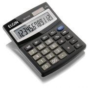 Calculadora de mesa Elgin MV4124 c, 12 dígitos solar