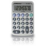 Calculadora de Bolso PC083 - 8 dígitos grandes, bateria, teclas grandes (G10)