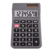 Calculadora de Bolso Truly 329 8 Díg Design Moderno Funciona a Bateria (G10)