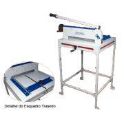 Guilhotina Semi Industrial Master Excentrix STD430 Com Mesa Comp. do Corte: 430 mm, Dim. da Base: 630x620x250, Cap. de Corte: 300 folhas, Peso: 50k