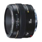 Objetiva Fixa Original Canon Ef50mm F/1.4 Usm
