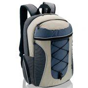Mochila para notebook Adventure azul e cinza Multilaser BO090
