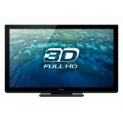 Tv Panasonic Viera Tc-P65Vt30B 65 3D Full Hd Neo Plasma Dlna Dtvi 2 Óculos e Adap.Wireless