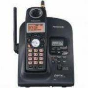 Telefone sem fio Panasonic KX-TG2935LB c/ secretária eletrônica, ID, Viva voz, 2,4 GHZ
