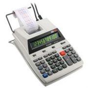 Calculadora Elgin Mr6126 12 Díg Visor Fluorescente Rolete Bicolor Bivolt 2,7Lps 1,09Kg
