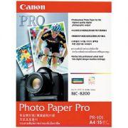 Papel Fotográfico Canon Elgin Photo Paper Pro PR-101 - 10x15cm (20 fls)