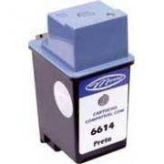 Cartucho Compatível Impressora Hp 6614 Preto Menno Gráfica Ijr 14C
