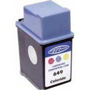 Cartucho Compatível Impressora Hp 51649A Série 600 Color Menno Gráfica Ijr 49C