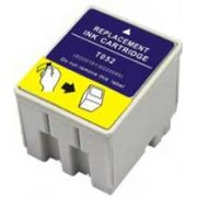 Cartucho compatível novo para impressora epson stylus color ii/ iis/ 820/ 1500 preto menno grafica (cód.: so 20049)