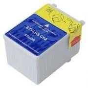 Cartucho Compatível Impressora Epson Stylus Color 880 Colorido Menno Gráfica
