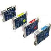 Cartucho Compatível Menno To472 Cyan Epson Stylus C63/C65/C83/C85/ Cx3500/Cx6500