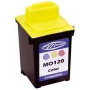 Cartucho Compatível Impressora Lexmark 15 Mo120 Color Menno Grafica