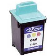 Cartucho Compatível Impressora Lexmark 17G0060 (Z12/ Z32) Color Menno Grafica
