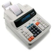 Calculadora ELGIN MB 7123 (SEMI-NOVA) Visor e impressora de 3,5 lps, 12 dígitos, fita bicolor, uso profissional, bivolt
