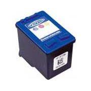 Cartucho Compatível NOVO para Impressora Jato de Tinta HP CB338WL (HP75XL) officejet J5730/ J5735/ J5740/ J5780/ J5785/ J5788/ J5790 14ml Color Menno Gráfica (Cod.: IJR 75C)